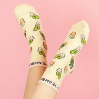 Cactus Socks - Yeah Bunny - Plants are Friends