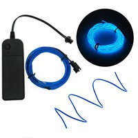 Neon Light Dance Party Decor Rope Light with Controller