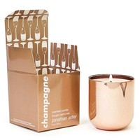 Gold Champagne Candle by Jonathan Adler