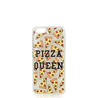 **Pizza Queen iPhone 5c Case by Skinnydip - Topshop