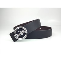 Coach's men's and Women's belt gift box comes with a new two-sided letter horse label belt