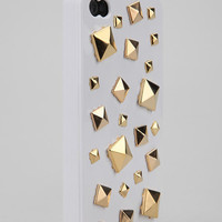 Urban Outfitters - Mixed Stud iPhone 4/4s Case