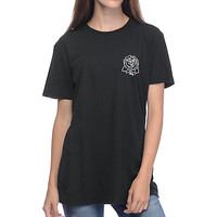 Obey Mira Rosa Black T-Shirt