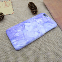 3D purple Crystal Stone Phone Case Cover for Apple iPhone 7 7 Plus 5S 5 SE 6 6S 6 Plus 6S Plus + Nice gift box! LJ160926-004
