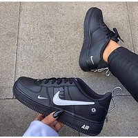 NIKE AIR FORCE 1 LOW Tide brand men's and women's low-cut casual sports shoes