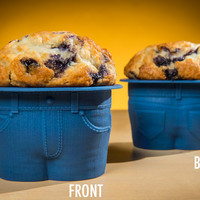 Muffin Tops: Hilarious Cupcake Molds