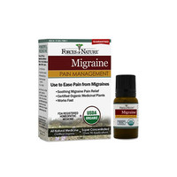 Forces of Nature Organic Migrane Pain Management - 11 ml