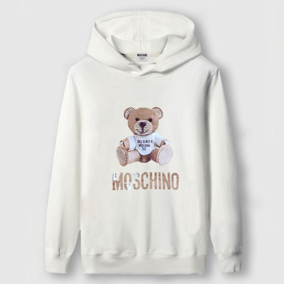 Image of Moschino Women Men Fashion Casual Top Sweater Pullover Hoodie
