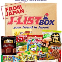 J-List Box - Snack Box (December Edition)