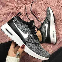 Nike Air Max Thea Ultra Flyknit Man Casual Running Sport Shoes Sneakers H-JJ-MYZDL Tagre™