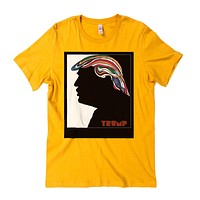 Donald Trump Psychedelic Hair Milton Glaser Redux T-Shirt