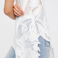 Free People Flock Together Tunic
