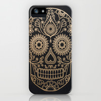 Sugar Skull iPhone & iPod & Samsung Case