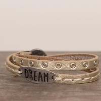 Good Work(s) Dream Bracelet