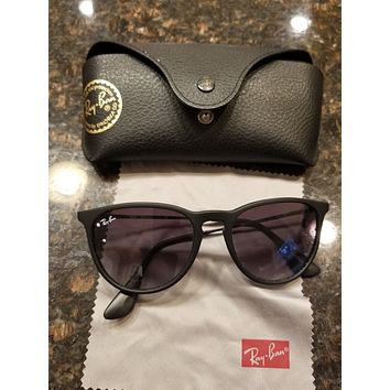 Ray Ban Erika line Sunglasses with case / cloth