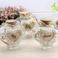 Lace Creative Glass Gifts Home Decor [6281747526]