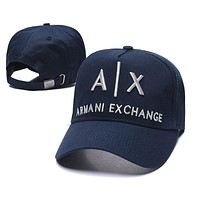 Armani Fashion Snapbacks Cap Women Men Sports Sun Hat Baseball Cap