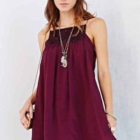 Little White Lies Gold Label Dress- Plum