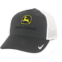 John Deere Nike Golf Stretch Fit Cap
