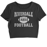 Riverdale Football Cropped T-Shirt