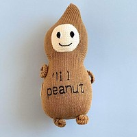 Organic Stuffed Animals, Peanut