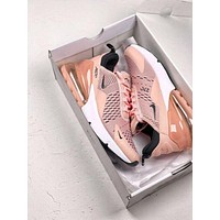 Nike Air Max 270 Men Women Sport Shoes