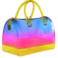 OMBRE JELLY TOTE