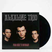 Alkaline Trio - From Here To Infirmary LP- Black One