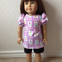 Easter Bunny Doll Outfit: fits most 18 in dolls
