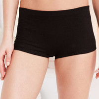 Out From Under Seamless Ribbed Boyshort - Urban Outfitters