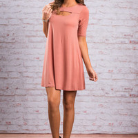 The New You Dress, Pink