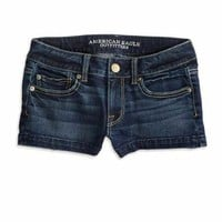 Womens Shorts: Denim & Woven Shorts   American Eagle Outfitters