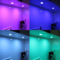 Led Under Cabinet Lighting Multi Color Dimmable
