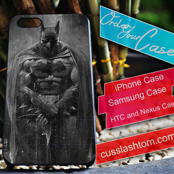 Exclusive the best Batman iPhone for 4 5 5c 6 Plus Case, Samsung Galaxy for S3 S4 S5 Note 3 4 Case, iPod for 4 5 Case, HtC One M7 M8