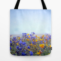 Life Is Beautiful Tote Bag by Shawn King