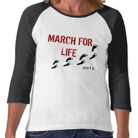 March for Life 2013 Tee Shirts
