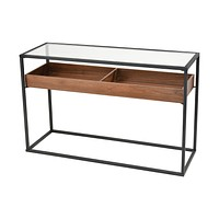 Rubric Console Table