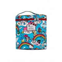 tokidoki for hello sanrio by Ju.Ju.Be Fuel Cell Lunchbag Rainbow Dreams