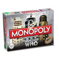 Doctor Who Play Game Card MONOPOLY Edition Collection