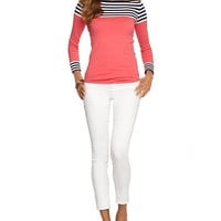 Maria Boatneck Sweater - Lilly Pulitzer