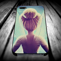 Tinkerbell Quote Peter Pan Character for iPhone 4/4s/5/5s/5c/6/6 Plus Case, Samsung Galaxy S3/S4/S5/Note 3/4 Case, iPod 4/5 Case, HtC One M7 M8 and Nexus Case **