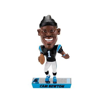 Cam Newton Carolina Panthers NFL Caricature Bobblehead by Forever Collectibles