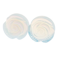 Opalite Rose Plugs (6mm-38mm)