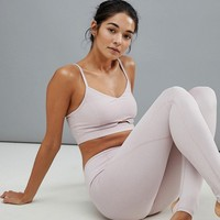 Varley Alta Bra & Legging Two-Piece at asos.com