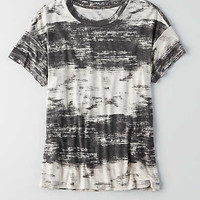 AEO Soft & Sexy Favorite T-Shirt , Gray