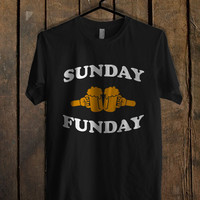 Sunday FUNDAY take beerl  Mens T Shirt and Womens T Shirt *76*