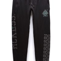 Young & Reckless Cold Blooded Sweatpants - Mens Pants - Black