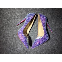 Christian Louboutin Cl Pumps High Heels Reference #02bk66
