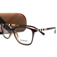 Perfect Burberry Woman Fashion Summer Sun Shades Eyeglasses Glasses Sunglasses