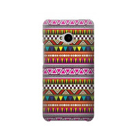 P2292 Aztec Tribal Pattern Case For HTC ONE M7